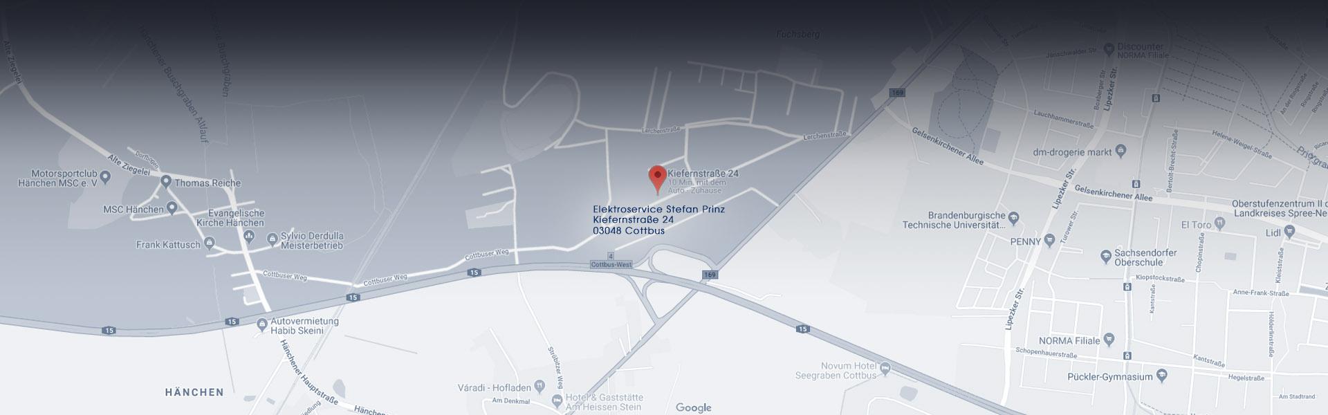 Elektroservice Stefan Pinz, Kiefernstraße 24, 03048 Cottbus